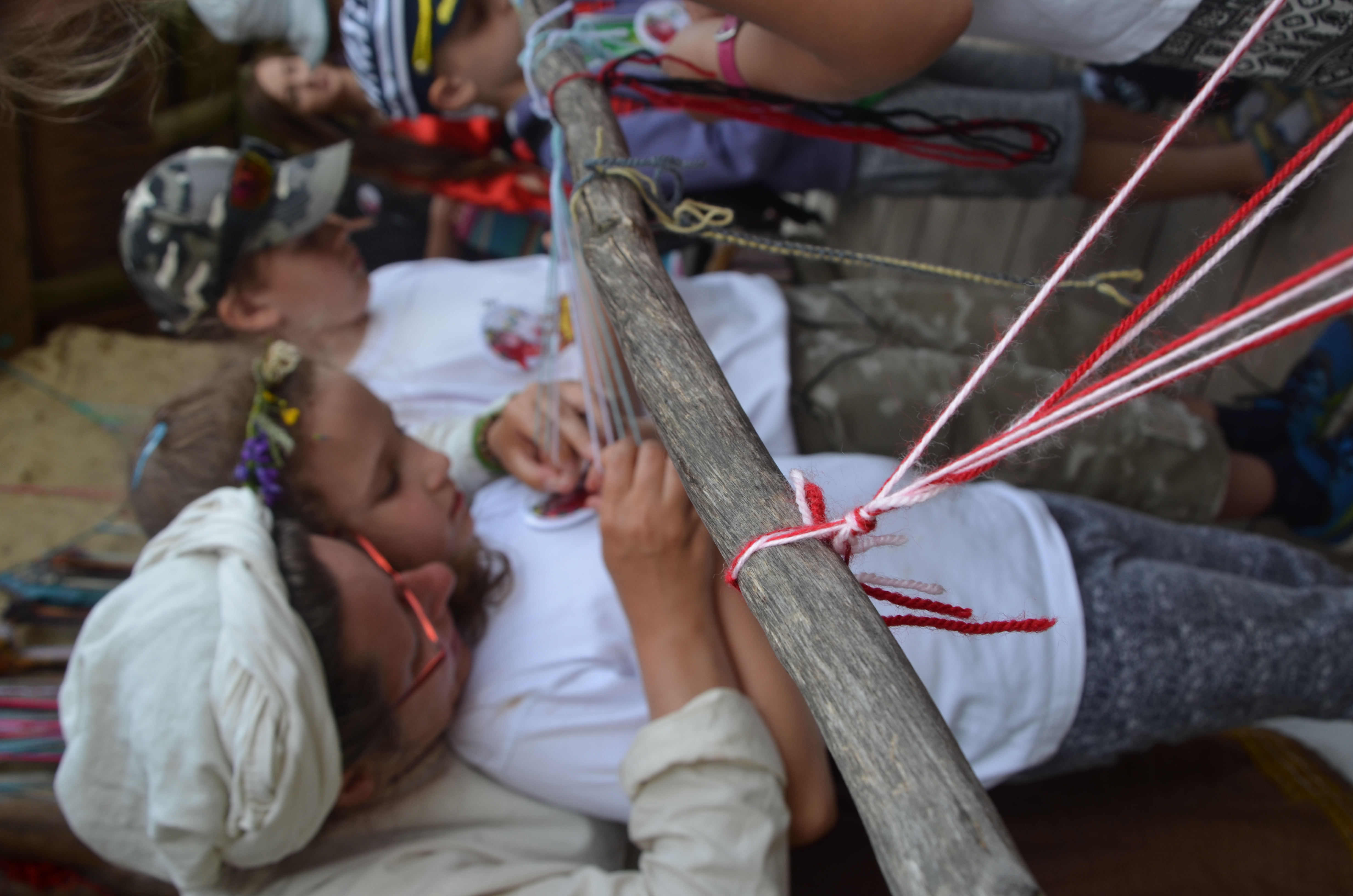 Piknik ˝Bliżej Natury - Bliżej siebie˝ wOsadzie Średniowiecznej wHucie Szklanej